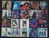 100 SOUL FUNK JAZZ DISCO VINYL LP ALBUM COLLECTION JOB LOT BARGAIN!