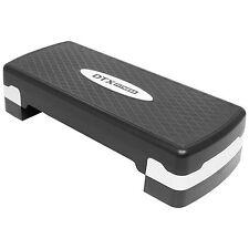 ADJUSTABLE EXERCISE STEPPER AEROBICS TRAINING YOGA/WORKOUT BOARD GYM STEP/STEPS
