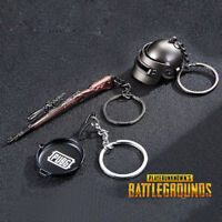 Playerunknowns Battlegrounds PUBG Keychain Keyring Weapon Model Pendant