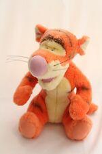 "GUND DISNEY Pooh 100 Acre Collection Plush 10"" Orange Chenille TIGGER The TIGER"