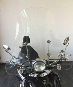 Roller Windschild Windschutzscheibe Retroroller Motorroller Scooter Nova