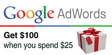 Adwords Google $100 And Ads USA