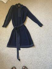 Boden Shirt Style Dress Size 12