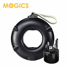 Mogics Power Bagel Share the Power Save the Space Power strip Travel Adapter