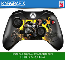 KNR9650 COD BLACK OPS 4 IIII PREMIUM XBOX ONE CONTROLLER SKIN STICKER