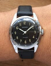 Smiths Ingersoll Military Style Watch 1970s Serviced Rare