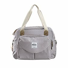 Béaba Sac À langer Genève II Smart Colors(grey/coral)