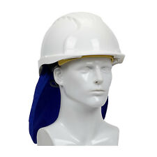 PIP 396-405-BLU EZ Cool Evap. Cooling Hard Hat Pad with Neck Shade, Blue