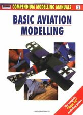1: Basic Aviation Modelling (Modelling Manuals) by Scutts, Jerry Paperback Book