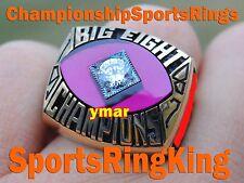 1987 OKLAHOMA SOONERS OU NCAA BIG 8 CHAMPIONSHIP 10K GOLD RING RARE
