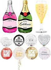 ENGAGEMENT ANNIVERSARY Celebration Foil Helium BALLOON Party Decoration