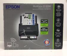 (New) Epson WorkForce ES-500W Wireless Color Document Scanner