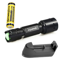 T6 Flashlight LED Tactical Torch 5-modes Aluminum Lamp Camping Zoom 50000LM GL