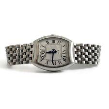 Bedat & Co. No. 3 Stainless Steel Women's Watch, Ivory Dial, Bracelet Strap