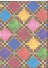 Bentley quilt pattern by Barb Sckel for Quilt Woman