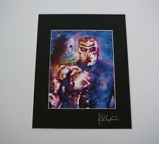 Friday the 13th Jason Voorhees mask Print Jason X Kane Hodder