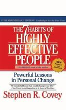 The 7 Habits of Highly Effective People ~ NEW ~ UNABRIDGED 13 DISC ~ 14 Hours
