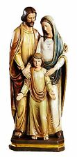 Holy Family12 Inch Figurine (WC003) NEW In Gift Box Jesus, Mary, Joseph
