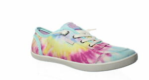 Skechers Womens Camp Color Pink Multi Casual Flats Size 9.5 (1372706)