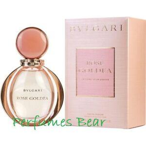 ROSE GOLDEA * Bvlgari 3.04 oz / 90 ml Eau De Parfum (EDP) Women Perfume Spray