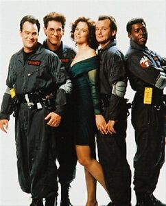 """GHOSTBUSTERS II MOVIE PHOTO Poster Print 24x20"""""""