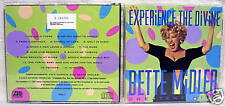 Bette Midler Experience The Divine CD Used