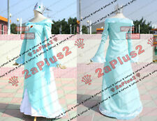 Princess Rosetta Super Mario BROS Cosplay Costume