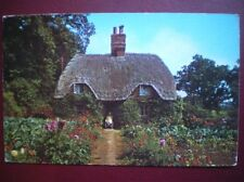 POSTCARD HAMPSHIRE A NEW FOREST COTTAGE