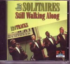 The solitairs-still walking along-vocal Group CD