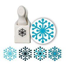 Martha Stewart Stamp & Punch Pack Holiday Christmas Polar Paper Crafts EK