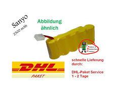 Akkupack für Bosch SOMFY K8 K10 K12 Roll-Lift Easy Akku 2500mAh Sanjo- Panasonic