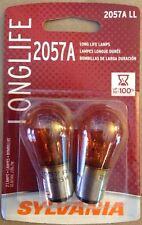 Sylvania - Long Life Lamps | #2057A | 12.8/14V, 27/6.7W | 2 Bulbs