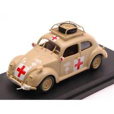 VW MAGGIOLINO AMBULANCE AFRIKAKORPS LIBIA 1941 1:43 Rio Ambulanze Die Cast