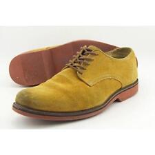 Scarpe da uomo stringhe giallo