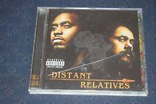 Damian Marley/Nas : Distant Relatives CD (2010) rap hip hop reggae