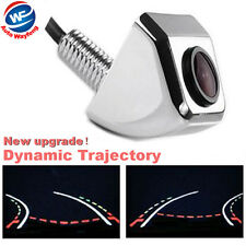 HD Wired Rear Tailgate Dynamic Trajectory Rearview Car Camera Moving Guidelines