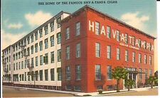 1940's The Home of the Famous Hav-A-Tampa Cigar in Tampa, FL Florida PC