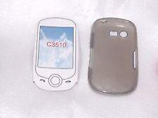 SAMSUNG GT-C3510 Guscio in Silicone-trasparente