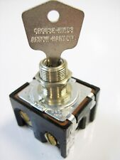 Vintage Sears Craftsman Rotante Interruttore & Chiave Radiale Braccia Sega 30485