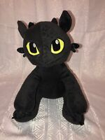 """EUC-14"""" Build a Bear Dreamworks How to Train Your Dragon Toothless Night Fury"""