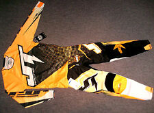 JT Racing Hyper Lite Combo Orange Weiß Hose Jersey 34/XL NEU MTB KTM SX-F UFO SX