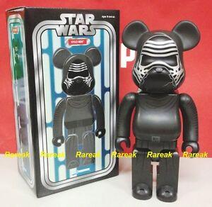Medicom Bearbrick 2016 Expo Star Wars Force Awaken Kylo Ren 400% Be@rbrick 1pc