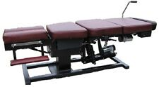 New Mt Tables Manual Flex Distraction Table w/ Tilting Head Rest