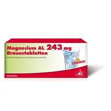 MAGNESIUM AL 243MG BTA 40St Brausetabletten PZN:655103