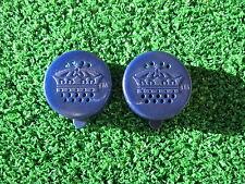 2 SALT AND PEPPER SHAKER PLASTIC CAPS FOR BEER BOTTLES, SUIT BINTANG / CORONA.