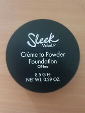NEW SLEEK MAKEUP CREME TO POWDER FOUNDATION C2P15 SHADES RRP. £7.99