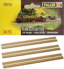 Faller 180765 H0 - Kork- Gleisbetten GP: 4,87€/ Meter NEU & OvP