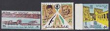 EGYPT :1968 United Nations Day set  SG 959-61 MNH