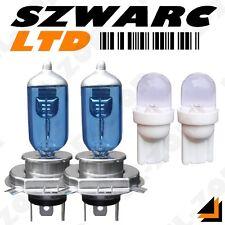 H4 Xenon Weiß 100W Abblendlicht Hauptscheinwerfer 12V BIRNEN LICHT 501 LED