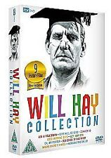 Will Hay Complete Series Dvd Box Set Collection 9 Classic Films Comedy New Uk R2